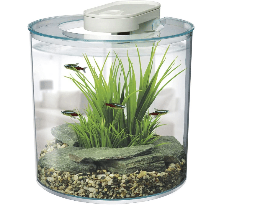 Hagen Marina 360-Degree Aquarium Starter