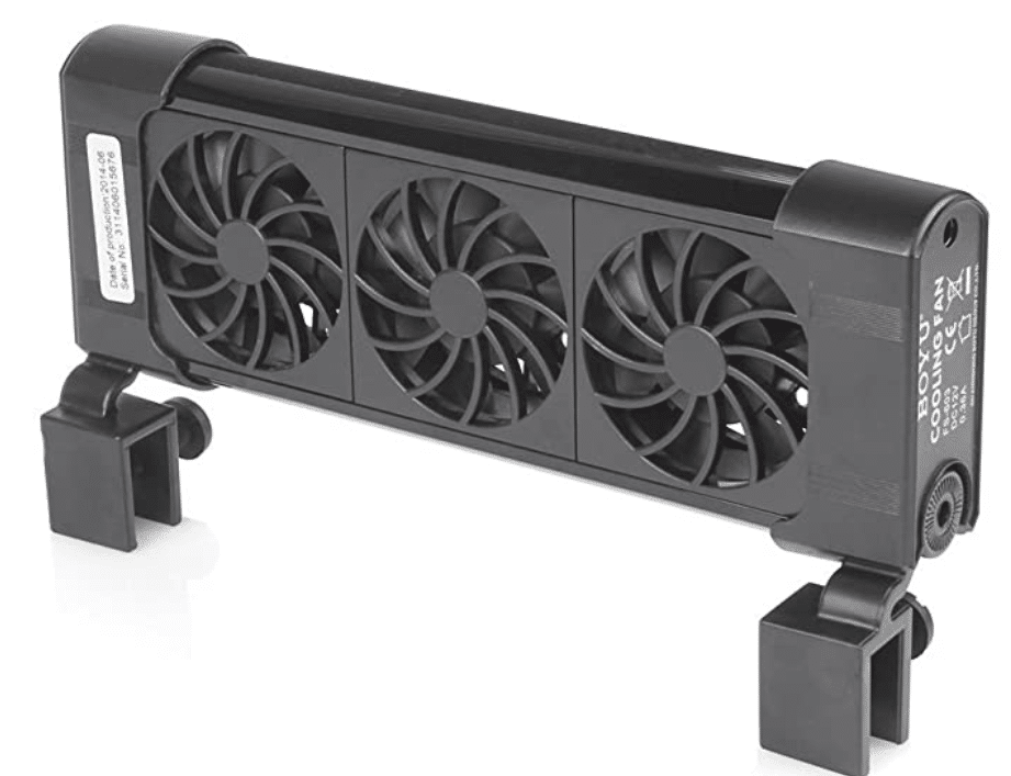 iPettie Aquarium Cooling System Fan Chiller