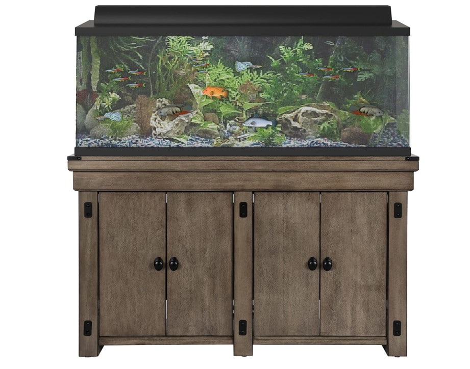 Flipper Ollie & Hutch Wildwood 55 Gallon