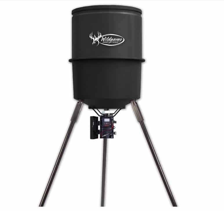Wildgame Innovations Tri-Pod Deer Feeder