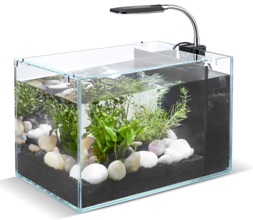 UPLY 2.6 Gallon Aquarium Kit