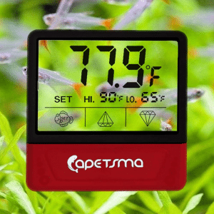 Digital Touch Screen Fish Tank Thermometer