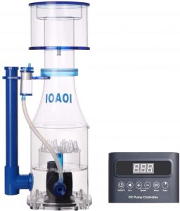 IOAOI Protein Skimmers for Saltwater Aquariums up to 210 Gallons Fish Tank