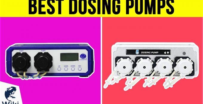 Best Aquarium Dosing Pumps
