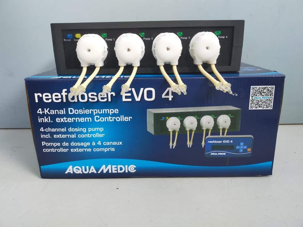 Aqua Medic Reef Doser EVO 4 Aquarium Water Pump